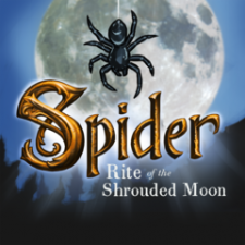 Spider: Rite of the Shrouded Moon for PS Vita