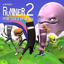BIT TRIP Presents... Runner2: Future Legend of Rhythm Alien for PS4
