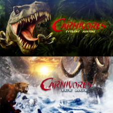 Carnivores Bundle for PSP