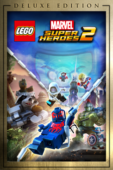 LEGO® Marvel Super Heroes 2 Deluxe Edition for XBox One