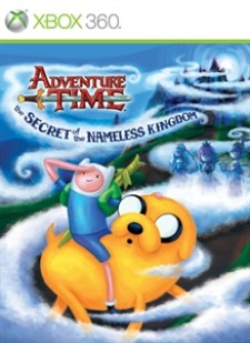 Adventure Time: Secret (2014) for XBox 360