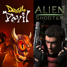 Doodle Devil & Alien Shooter for PS3