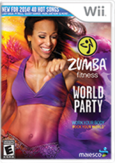 Zumba Fitness World Party for Wii
