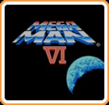 Mega Man 6 for 3DS