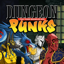 Dungeon Punks for PS Vita