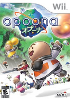 Opoona for Wii