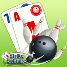 Strike Solitaire for PS Vita