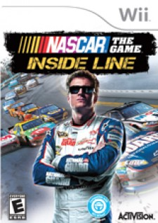 NASCAR THE GAME: INSIDE LINE for Wii