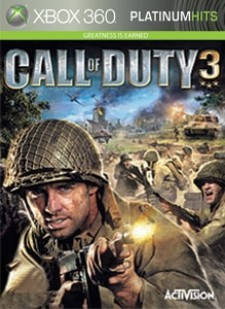 Call of Duty® 3 for XBox 360