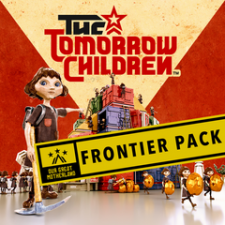 The Tomorrow Children Frontier Pack for PS4