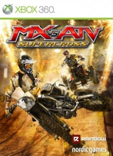 MX VS ATV Supercross for XBox 360