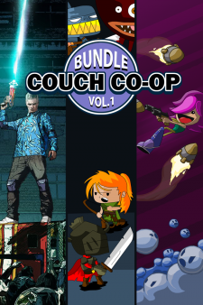 Digerati Couch Co-Op Bundle Vol.1 for XBox One