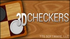 3D Checkers for OUYA for Ouya