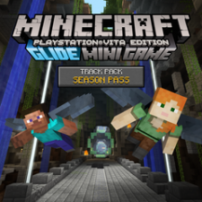 Minecraft Glide Track Pack Season Pass for