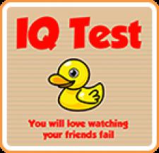 IQ Test for WiiU