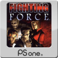 Fighting Force™ for PSP