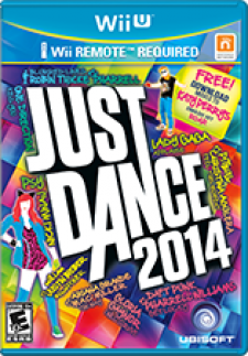 Just Dance 2014 for WiiU