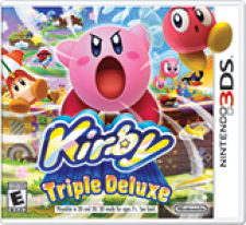 Kirby: Triple Deluxe for 3DS