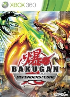 Bakugan™: DOTC for XBox 360