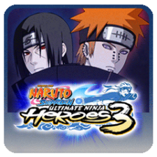 NARUTO Shippuden: Ultimate Ninja Heroes 3 for PSP