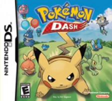 Pokémon Dash for DS