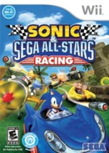 Sonic & Sega All-Stars Racing for Wii