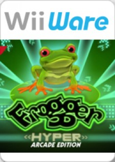 Frogger: Hyper Arcade Edition for Wii