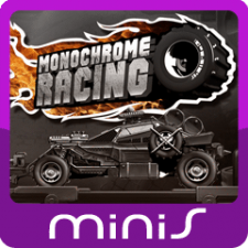 Monochrome Racing for PSP