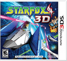 Star Fox 64 3D for 3DS