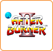 3D After Burner II for 3DS