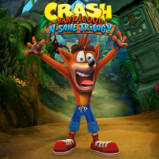 Crash Bandicoot N. Sane Trilogy for PS4