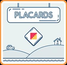 Placards for WiiU