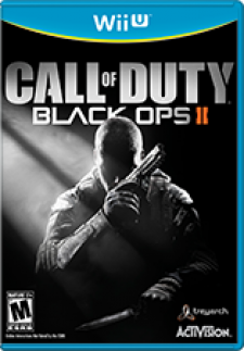 Call of Duty: Black Ops II for WiiU