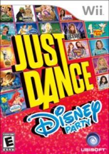 Just Dance Disney Party for Wii