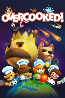 Overcooked for XBox One