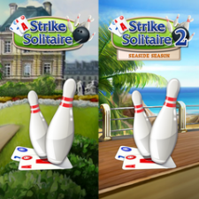 Strike Solitaire & Strike Solitaire 2 for PS Vita