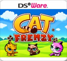 Cat Frenzy for DS