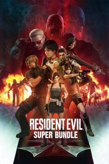 Resident Evil Super Bundle for