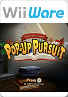 PictureBook Games: Pop-Up Pursuit for Wii
