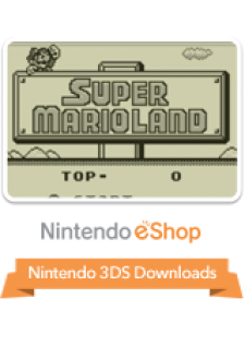 Super Mario Land for 3DS