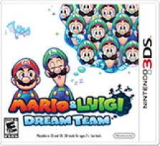 Mario & Luigi: Dream Team for 3DS