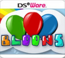 Bloons for DS
