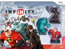 Disney Infinity for Wii