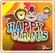 Happy Circus for 3DS
