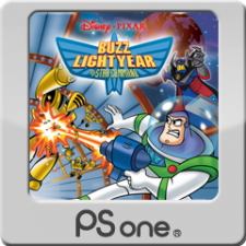 Buzz Lightyear of Star Command for PSP