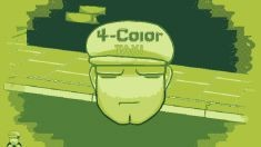 4-Color Taxi for Ouya
