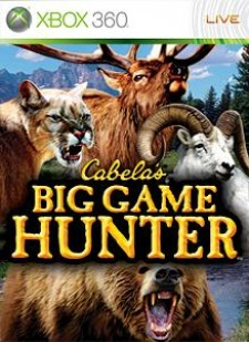 Big Game Hunter for XBox 360