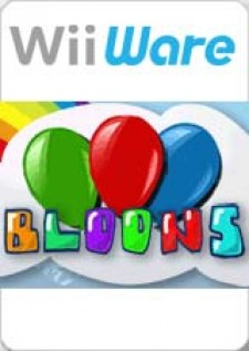 Bloons for Wii