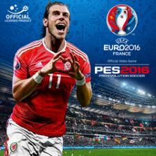 UEFA EURO 2016 Official Video Game / PES2016 Digital Bundle for PS3