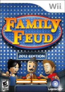 Family Feud 2012 Edition for Wii